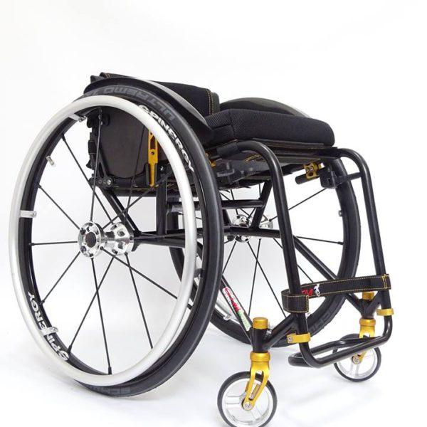 silla de ruedas Gtm Jaguar Wheelchair