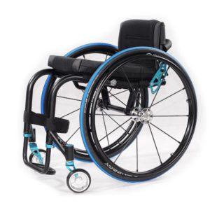 silla de ruedas Gtm Mustang 3 wheelchair